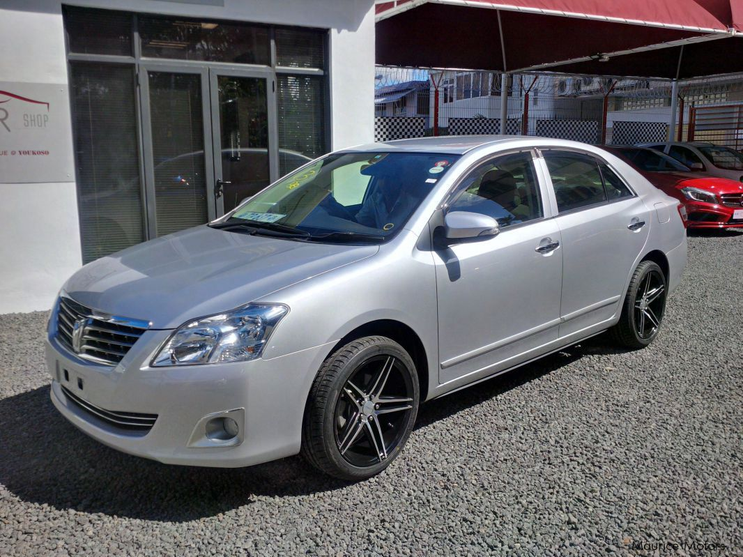 Pre-owned Toyota Premio  for sale in Vacoas