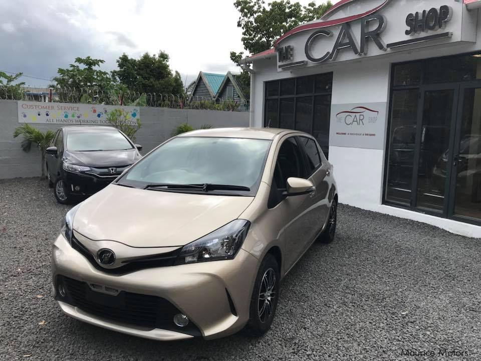 Pre-owned Toyota Vitz New Shape 1.3 for sale in