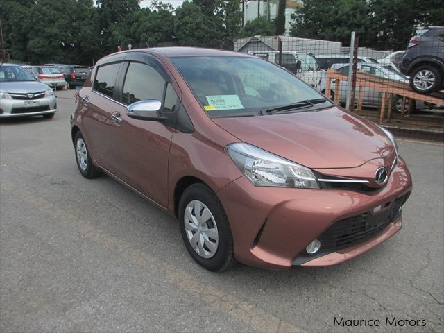 Pre-owned Toyota Vitz New Shape for sale in