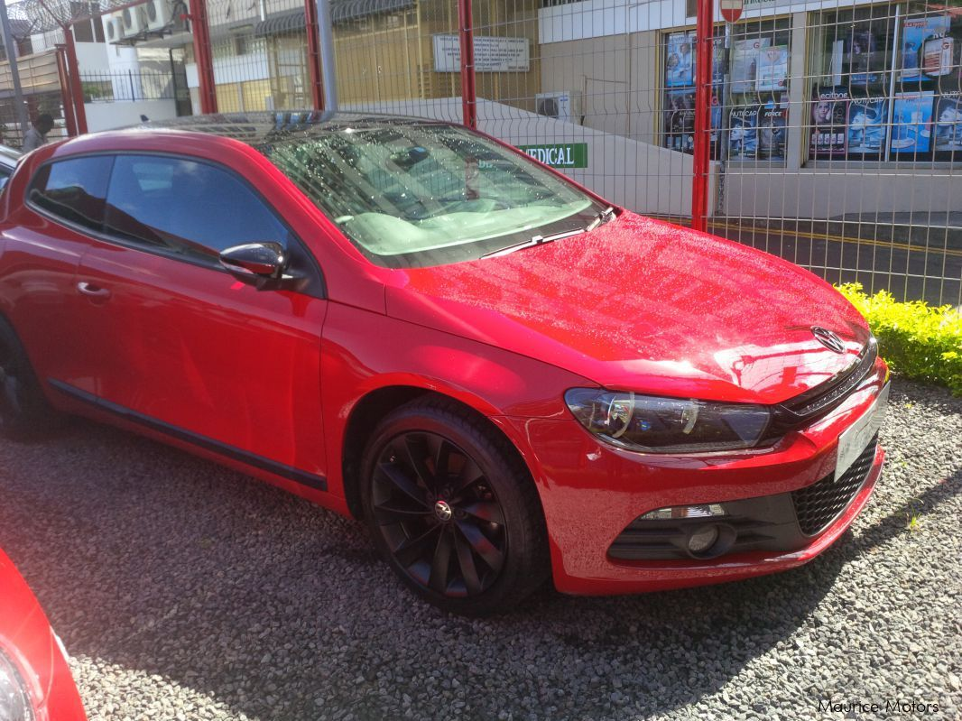 Pre-owned Volkswagen Scirocco for sale in Vacoas