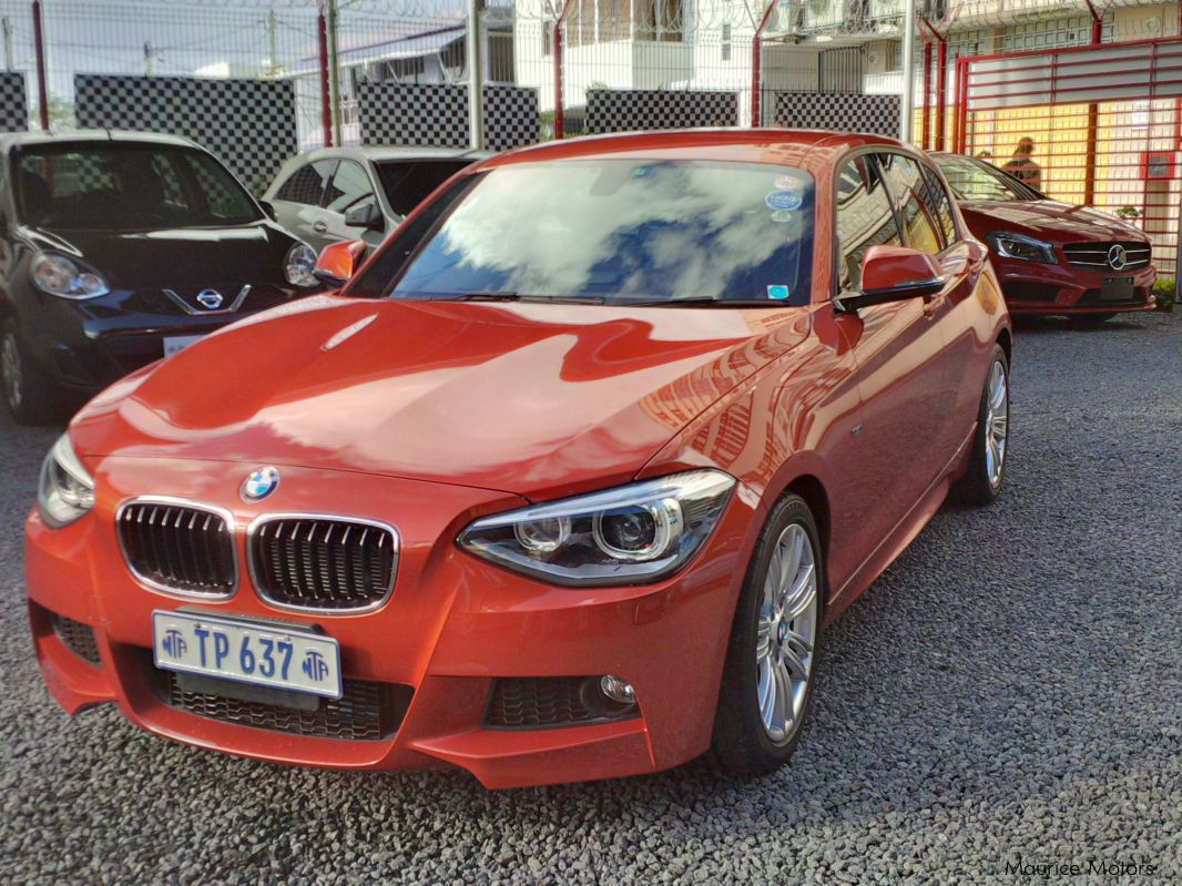 Pre-owned BMW 116i M Sports package for sale in