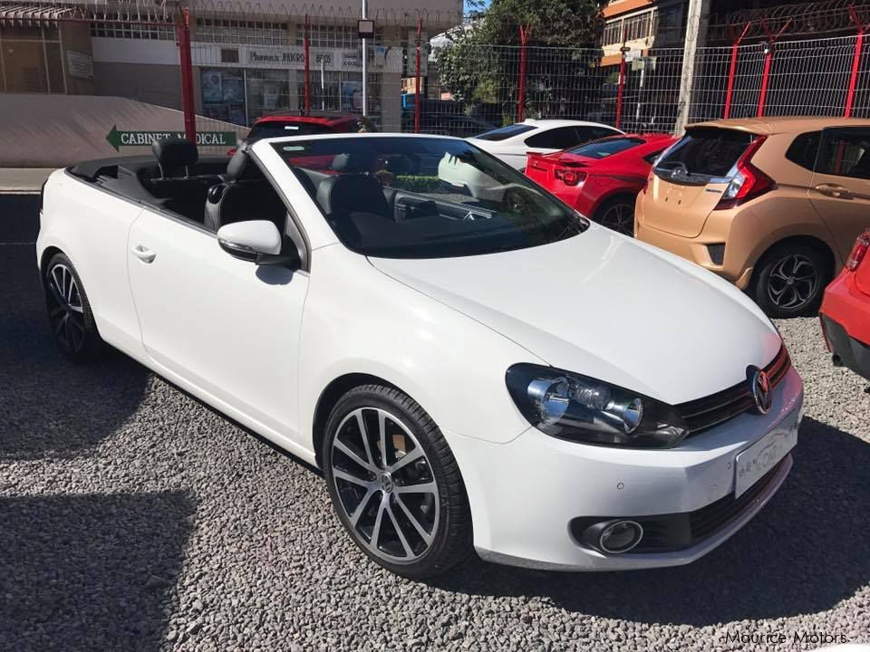Pre-owned Volkswagen Golf Convertible GT Edition for sale in