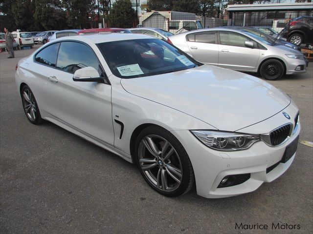 Pre-owned BMW 428i Coupe M Sports Package for sale in Vacoas