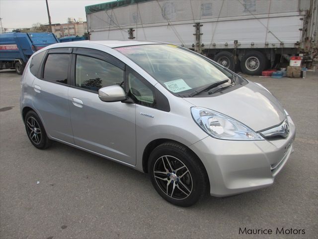 Used Honda Fit Hybrid for sale in Vacoas