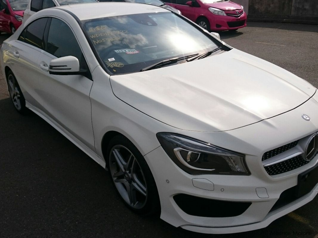 Pre-owned Mercedes-Benz CLA 180 Sport AMG Pack for sale in Vacoas