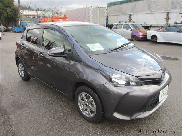Used Toyota Vitz for sale in Eau Coulée, Curepipe