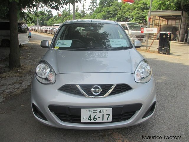 Pre-owned Nissan March K13 for sale in