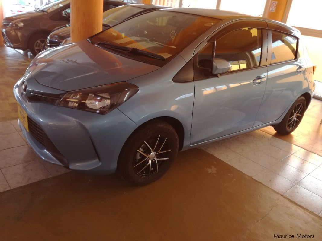 Pre-owned Toyota Vitz for sale in Eau Coulée, Curepipe