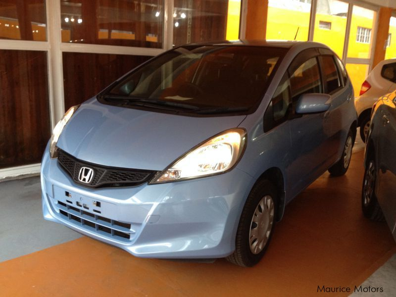 Used Honda FIT - LIGHT BLUE for sale in Eau Coulée, Curepipe