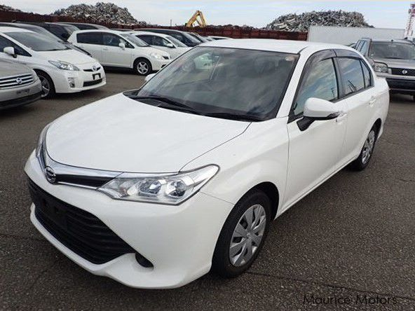 Pre-owned Toyota Axio X for sale in