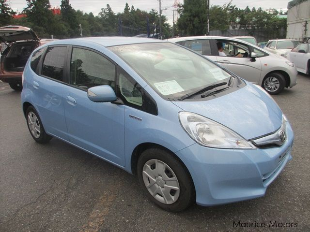 Pre-owned Honda Fit Hybrid Smart Selection for sale in Eau Coulée, Curepipe
