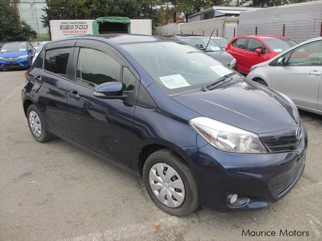 Used Toyota Vitz F Ciel for sale in Eau Coulée, Curepipe