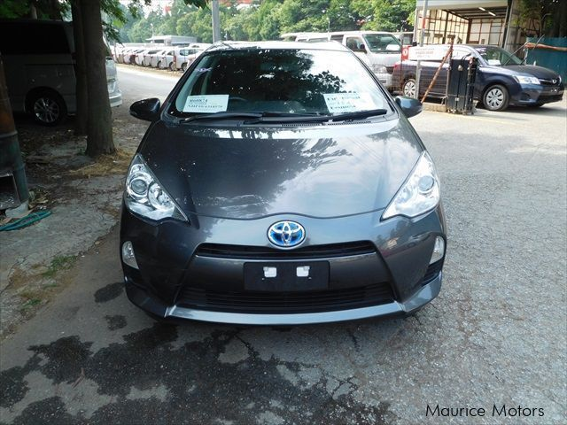 Pre-owned Toyota Aqua Hybrid G for sale in