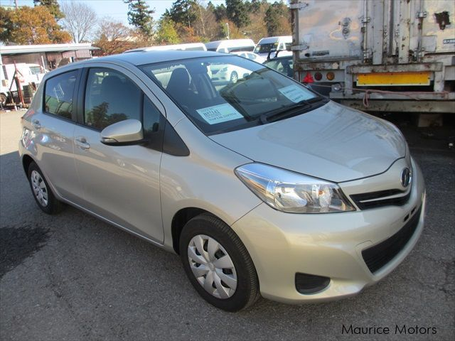 Used Toyota Vitz F-Ciel for sale in Eau Coulée, Curepipe