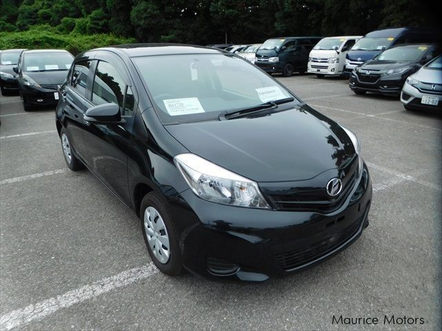 Pre-owned Toyota Vitz F-Smile Edition for sale in