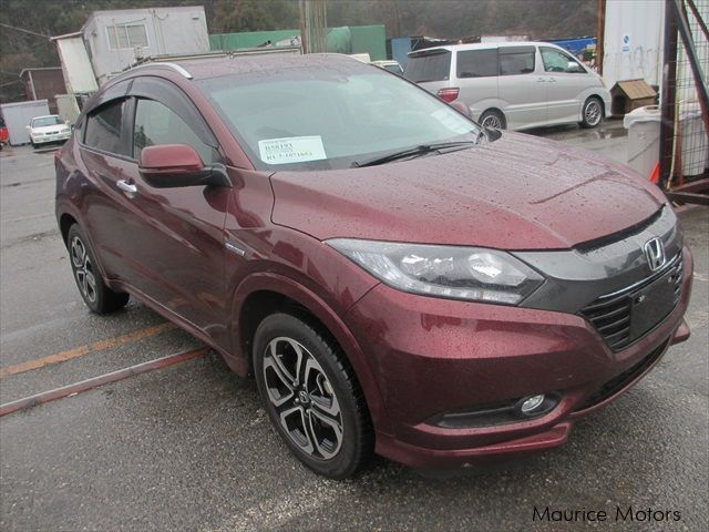 Used Honda Vezel Z for sale in Eau Coulée, Curepipe