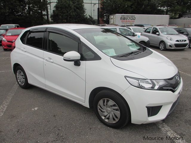 Used Honda Fit 13 G F-Package for sale in Eau Coulée, Curepipe