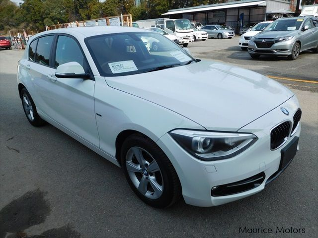 Pre-owned BMW 116i Sports Line for sale in Eau Coulée, Curepipe