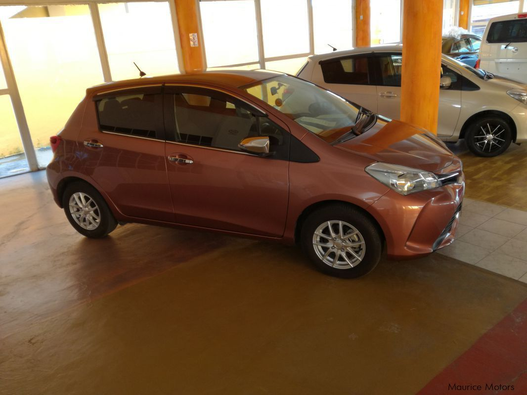 Pre-owned Toyota Vitz Jewela for sale in