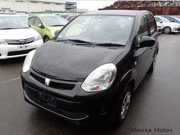 Pre-owned Toyota Passo for sale in