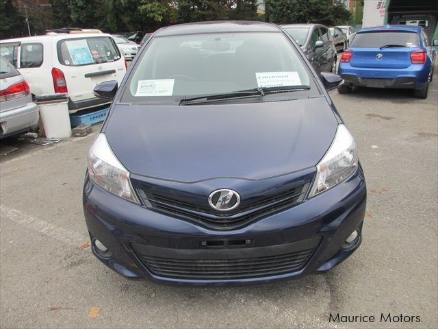 Pre-owned Toyota Vitz F Ciel for sale in Eau Coulée, Curepipe