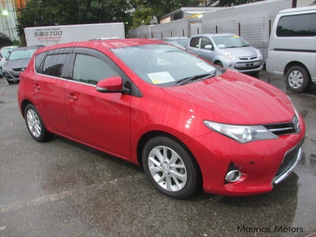 Pre-owned Toyota Auris 150X-S Package for sale in Eau Coulée, Curepipe