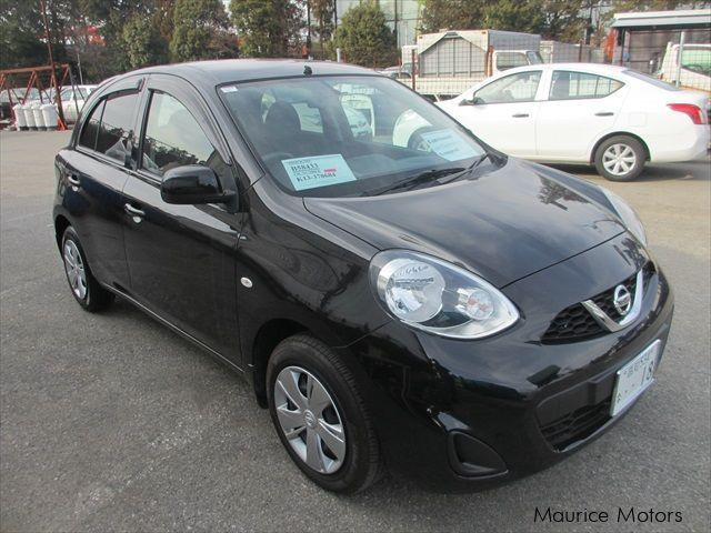 Used Nissan March 12 X for sale in Eau Coulée, Curepipe