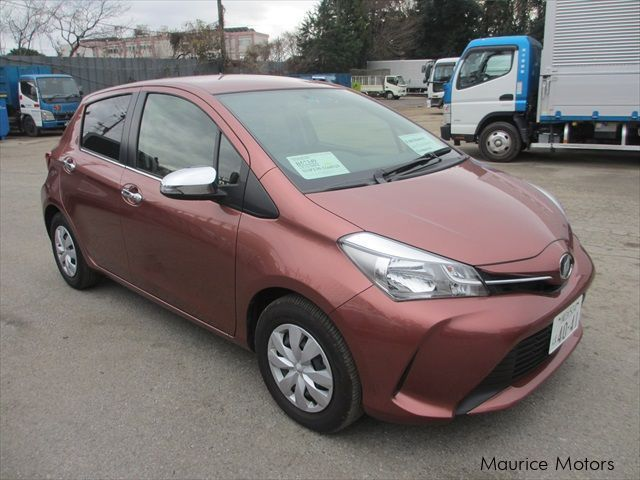 Used Toyota Vitz Jewela for sale in Eau Coulée, Curepipe