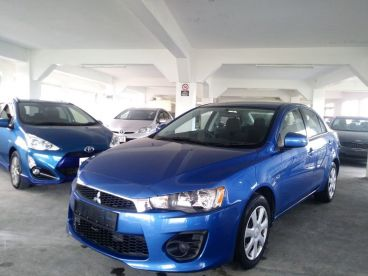 Pre-owned Mitsubishi Lancer EX for sale in
