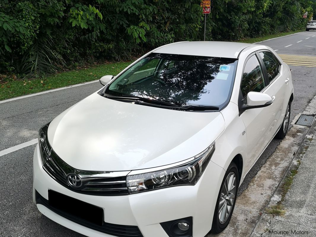 Pre-owned Toyota Corolla Altis Elegance for sale in