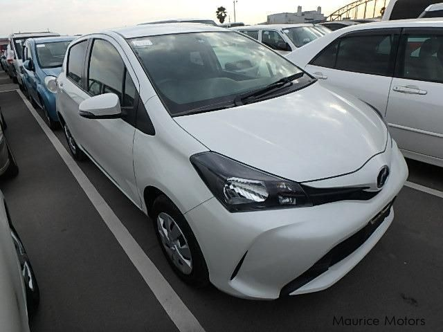 Pre-owned Toyota Vitz 990 CC for sale in