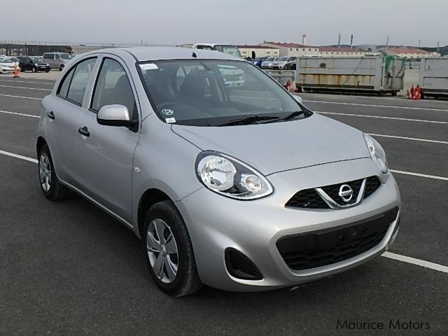 Pre-owned Nissan March for sale in Vacoas
