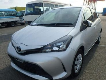 Pre-owned Toyota Vitz 1320 CC for sale in