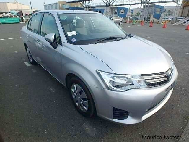 Used Toyota Axio for sale in Vacoas