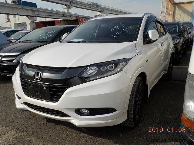 Pre-owned Honda Vezel Z Hybrid for sale in