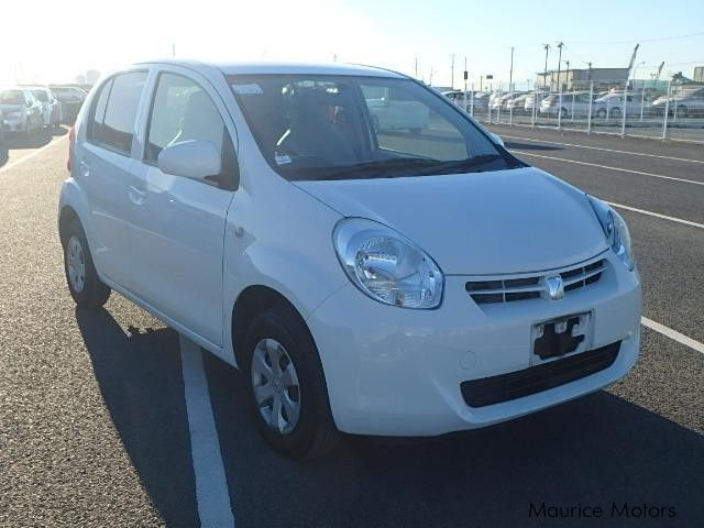 Used Toyota Passo for sale in Vacoas