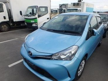 Pre-owned Toyota Vitz Smart Style 1320 CC for sale in