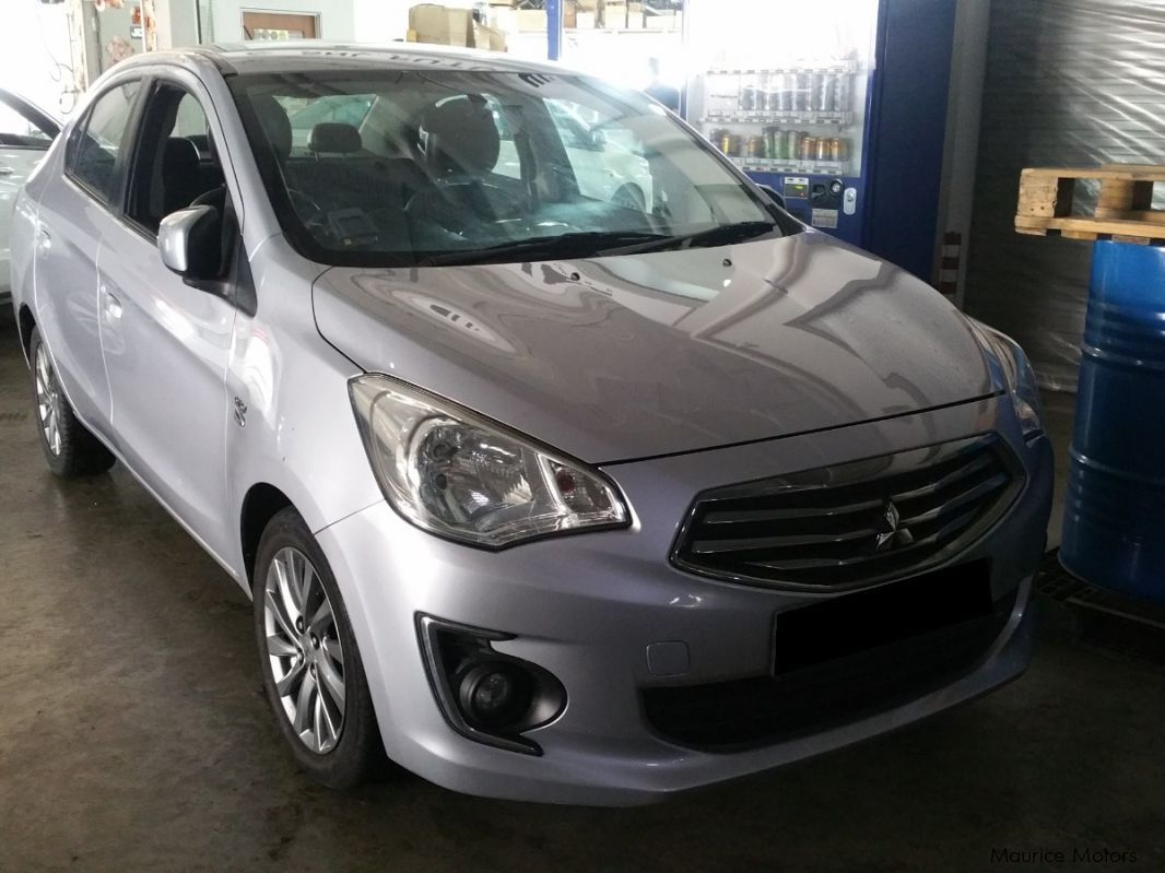 Pre-owned Mitsubishi Attrage for sale in