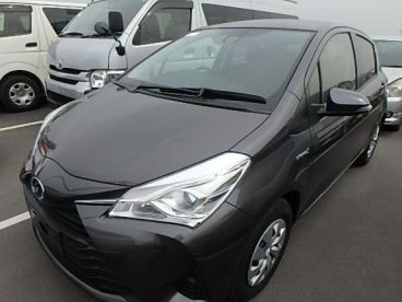 Pre-owned Toyota Vitz Hybrid for sale in