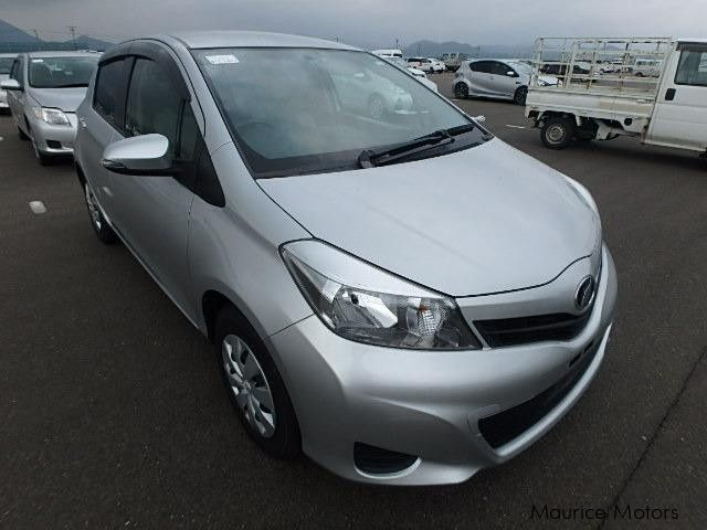 Pre-owned Toyota Vitz 1320 CC for sale in Vacoas