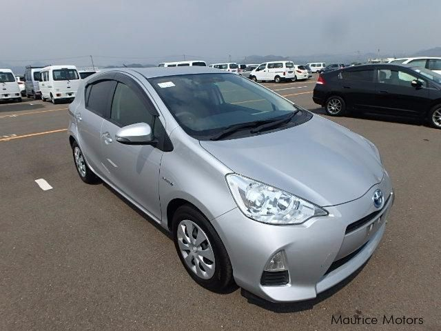 Pre-owned Toyota Aqua S for sale in Vacoas