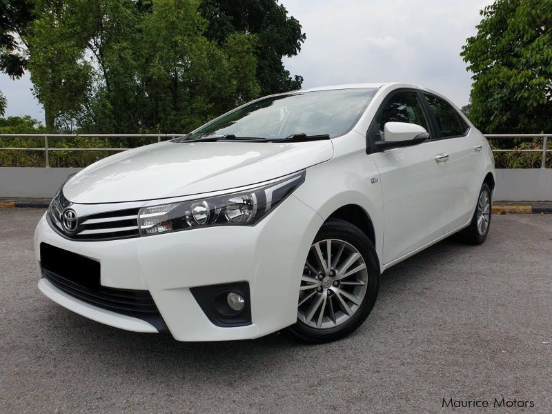 Pre-owned Toyota Corolla Altis Classic for sale in
