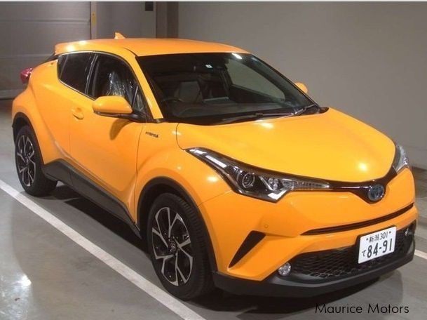 Pre-owned Toyota CHR for sale in