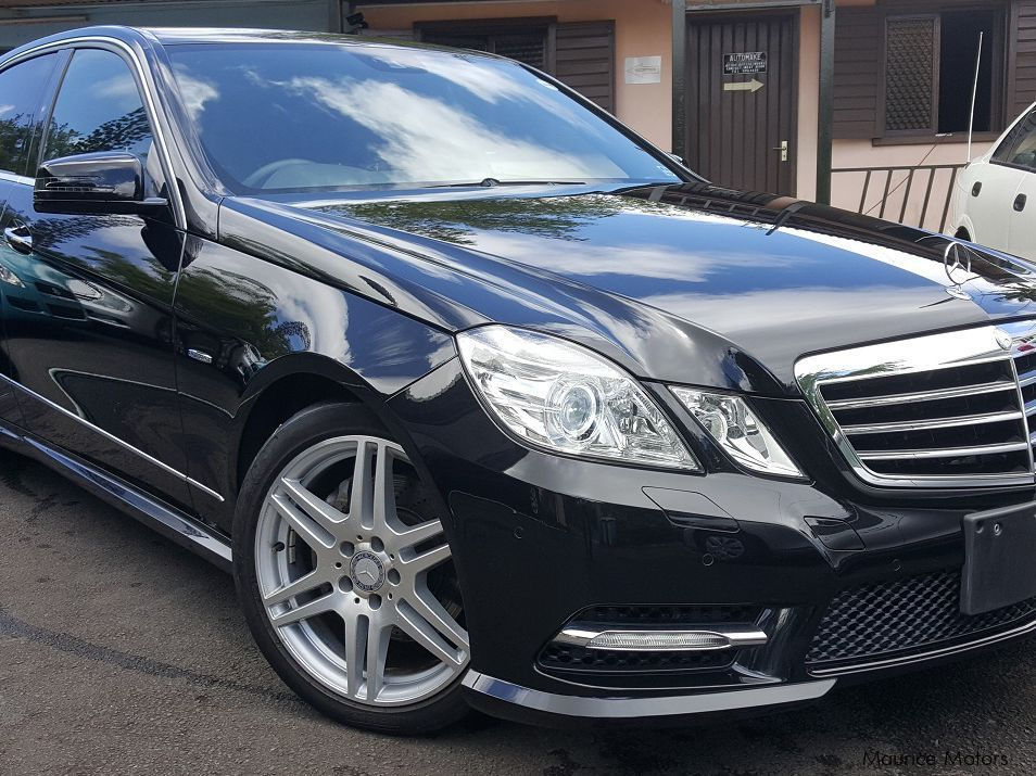 Used Mercedes-Benz E250 AMG for sale in Floreal