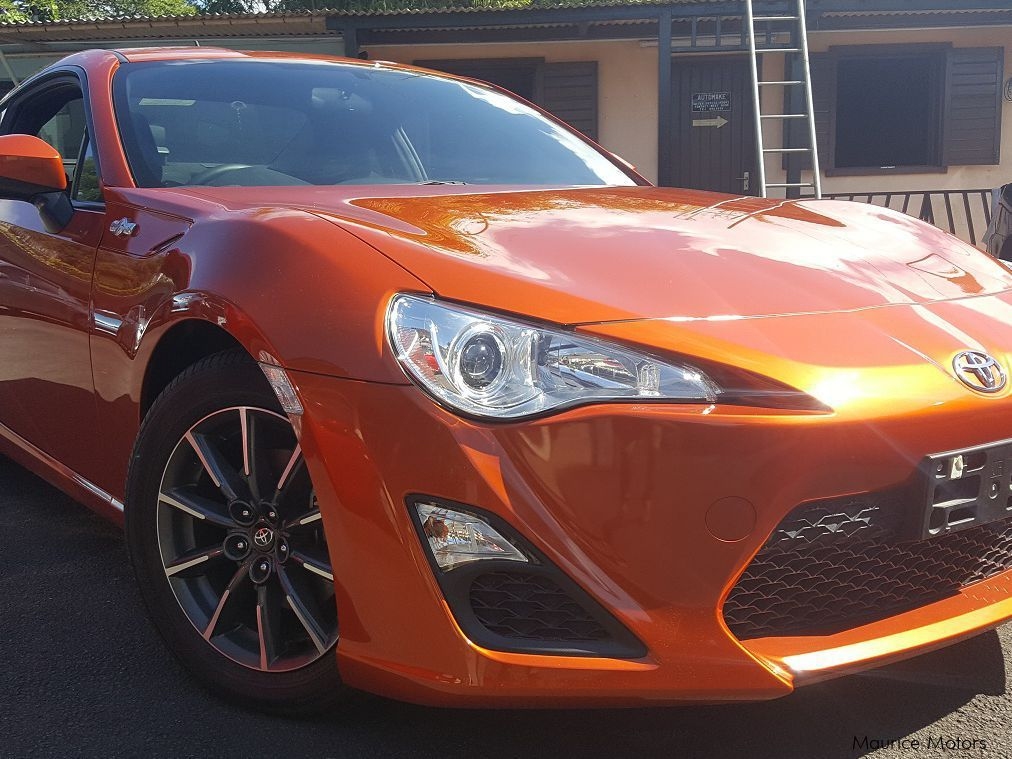 Used Toyota 86 for sale in Floreal