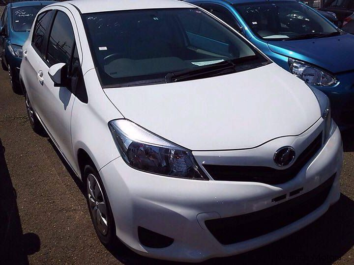 Used Toyota vitz for sale in Port Louis
