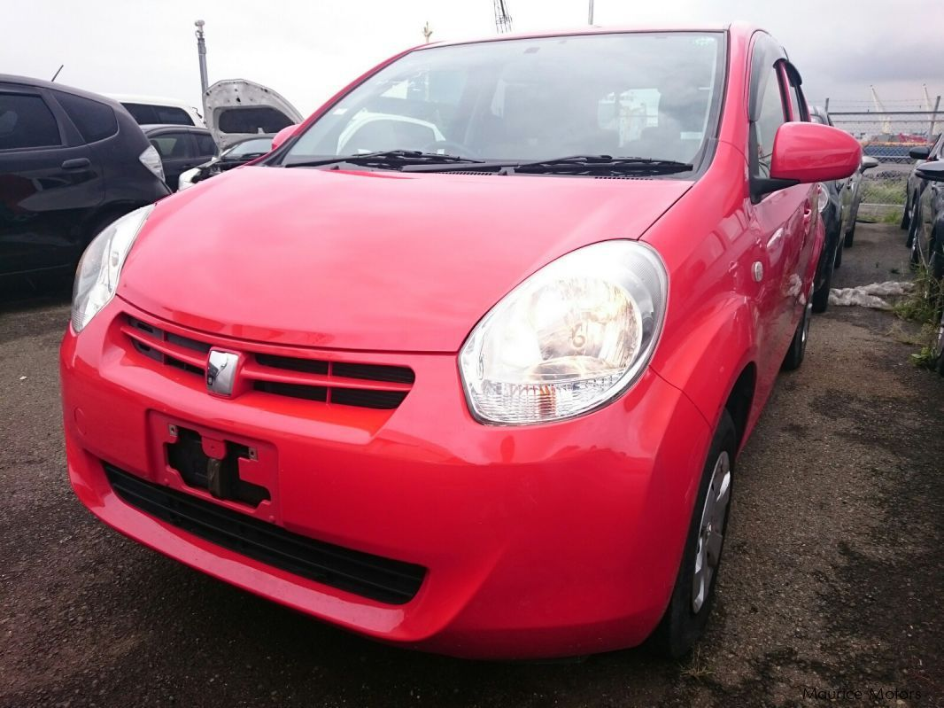 Used Toyota Passo for sale in Port Louis