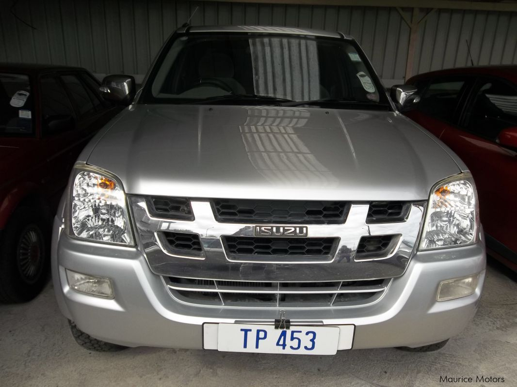 Pre-owned Isuzu D-MAX - 4X4 - TURBO for sale in
