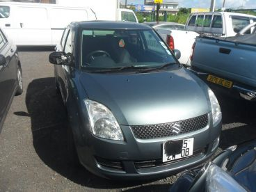 Pre-owned Suzuki SWIFT - DARK GRAY for sale in