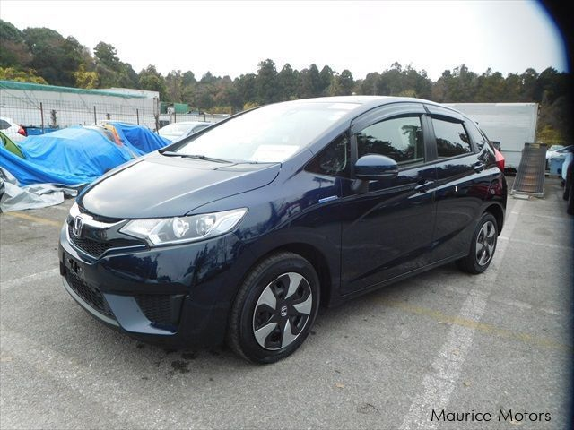 Pre-owned Honda Fit Hybrid L-PACKAGE for sale in